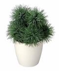 光触媒 光の楽園アザミプラント【インテリアグリーン 人工観葉植物】(220a30)
