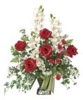光触媒 光の楽園ローズカップ【アートフラワー 造花 】(29a120)