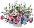 光触媒 光の楽園ビューティフラワー【アートフラワー 造花 】(ラッピング不可)(30a150)