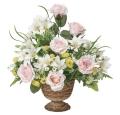 光触媒 光の楽園マリアンナリリー【アートフラワー 造花 】(326a50)
