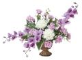 光触媒 光の楽園アレンジフラワー【アートフラワー 造花 】(332a40)