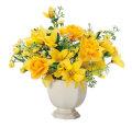 光触媒 光の楽園アレンジフラワー【アートフラワー 造花 】(ラッピング不可)(337a30)
