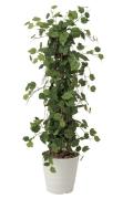 光触媒 光の楽園グレープツリー 1.2m【インテリアグリーン 人工観葉植物】(358a250)
