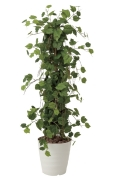 光触媒 光の楽園グレープツリー 1.5m【インテリアグリーン 人工観葉植物】(359b350/359a300)