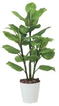光触媒 光の楽園フレッシュポトス1.15m【インテリアグリーン 人工観葉植物】(367a160)