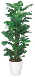光触媒 光の楽園スプリット 1.2m【インテリアグリーン 人工観葉植物】(374b200/374a180)