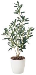 光触媒 光の楽園オリーブ【インテリアグリーン 人工観葉植物】(379a60)