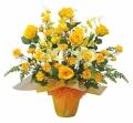 光触媒 光の楽園ゴールデンゲート【アートフラワー 造花 】(38a100)