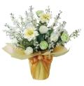 光触媒 光の楽園グリーンアイス【アートフラワー 造花 】(465a70)