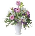 光触媒 光の楽園マリアンナパープル【アートフラワー 造花 】(ラッピング不可)(474a50)