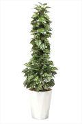 光触媒 光の楽園ポトス1.5m【インテリアグリーン 人工観葉植物】(509a300)