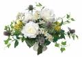 光触媒 光の楽園クリアローズ【アートフラワー 造花 】(ラッピング不可)(52a50)