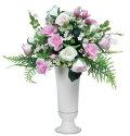 光触媒 光の楽園ピンクスター【アートフラワー 造花 】(※ラッピング不可)(543a50)
