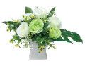 光触媒 光の楽園グリーンソフト【アートフラワー 造花 】(※ラッピング不可)(549a30)