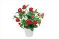 光触媒 光の楽園アレンジフラワー【アートフラワー 造花 】(※ラッピング不可)(553a20)