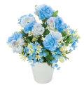 光触媒 光の楽園アレンジフラワー【アートフラワー 造花 】(※ラッピング不可)(554a20)