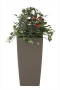 光触媒 光の楽園アート植栽R【インテリアグリーン 人工観葉植物】(601e380)