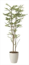 光触媒 光の楽園ゴールデンリーフ 1.6m【インテリアグリーン 人工観葉植物】(605a310)