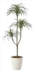 光触媒 光の楽園ユッカ  1.3m【インテリアグリーン 人工観葉植物】(612a150)