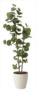 光触媒 光の楽園シーグレープ1.6m【インテリアグリーン 人工観葉植物】(616a280)