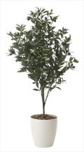 光触媒 光の楽園オリーブ1.1m【インテリアグリーン 人工観葉植物】(617a180)
