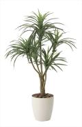 光触媒 光の楽園ユッカ90【インテリアグリーン 人工観葉植物】(622a140)