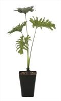 光触媒 光の楽園スプリット90【インテリアグリーン 人工観葉植物】(624a150)