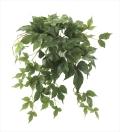光触媒 光の楽園壁掛メイプルアイビー【インテリアグリーン 人工観葉植物】(649a35)