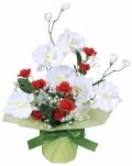 光触媒 光の楽園ブライトコチョウラン【アートフラワー 造花 】(64a30)