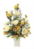 光触媒 光の楽園レーシーレディ【アートフラワー 造花 】(※ラッピング不可)(667a120)