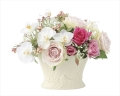 光触媒 光の楽園ピエールローズ【アートフラワー 造花 】(※ラッピング不可)(673a55)