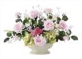 光触媒 光の楽園シンシアピンク【アートフラワー 造花 】(※ラッピング不可)(676a70)