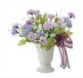 光触媒 光の楽園スターチュチュ【アートフラワー 造花 】(697a35)
