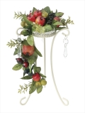 光触媒 光の楽園ミニフルーツスタンド【アートフラワー 造花 】(698a30)