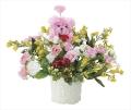 光触媒 光の楽園ラブリー【アートフラワー 造花 】(※ラッピング不可)(708a38)