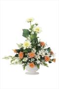 光触媒 光の楽園シュナーベル【アートフラワー 造花 】(※ラッピング不可)(841a100)
