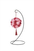 光触媒 光の楽園華毬【アートフラワー 造花 】(930a35)