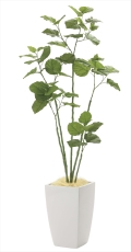 光触媒 光の楽園アーバンブランチウンベラータ1.8m【インテリアグリーン 人工観葉植物】(943a650)