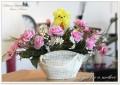 光触媒 光の楽園セレクトプードル イエロー【アートフラワー 造花 】(acn024)