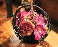 光触媒 光の楽園華雅 ラッピング【アートフラワー 造花 】(acn155)