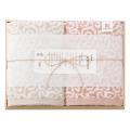 今治謹製 紋織タオル バスタオル2P No.50 (ピンク)
