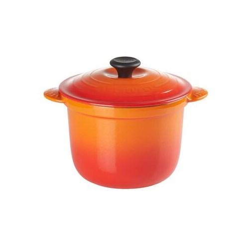 【送料無料】ル・クルーゼ LE CREUSET ココットエブリイ20・オレンジ(lec-024147302056)
