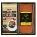 UCCコーヒー・パウンドケーキ詰合せ (177148-01)