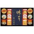 【送料無料】大森屋&かに缶詰合せギフト(soumu_T23-02)