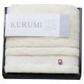 KURUMI フェイスタオル ( KUM-201WH )