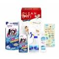 【送料無料】クリア洗剤詰合せギフト(W60-01)