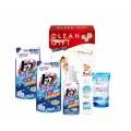 【送料無料】クリア洗剤詰合せギフト(W60-02)