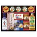 【送料無料】キッコーマン生しょうゆ&バラエティギフト(soumu_T21-06)