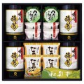 【送料無料】やま磯味付海苔&食卓セット(W30-05)