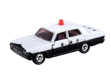 トミカ トミカ50周年記念コレクション04 クラウン パトロールカー